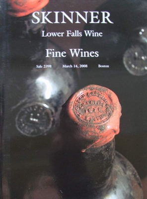 Auction Catalog - Fine Wines - March 14, 2008