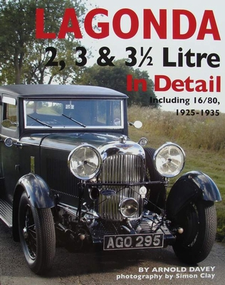 Lagonda 2, 3 & 3 1/2 Litre In detail