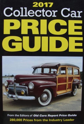 2017 Collector Car Price Guide