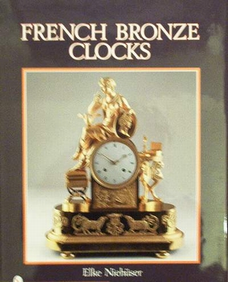 French Bronze Clocks 1700-1830