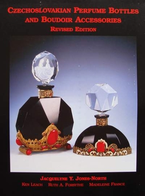 Czechoslovakian Perfume Bottles & Boudoir Accessories