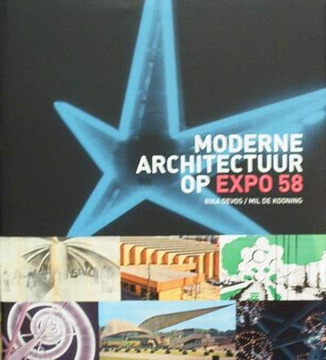 Moderne architectuur op Expo 58