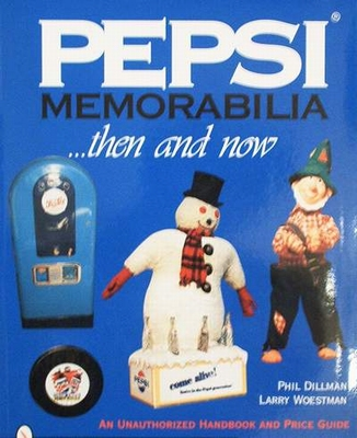 Pepsi Memorabilia with price guide
