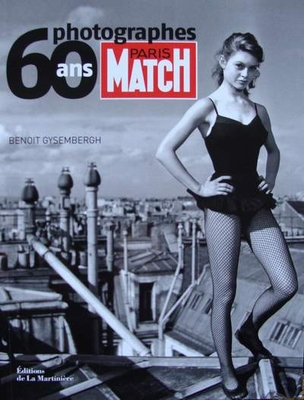 Paris Match 60 ans, Photographes