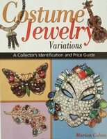 Costume Jewelry - A collector's Identification & Price Guide