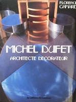 Michel Dufet - Architecte Decorateur Art-Deco
