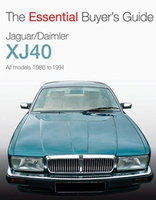 Jaguar / Daimler XJ40 - 1986 to 1994
