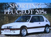Sporting Peugeot 205 - A Collector's Guide