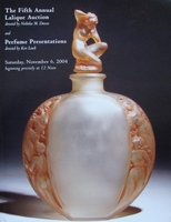 Auction Catalog - Lalique & Perfume Presentations