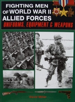 Fighting Men of World War II Allied Forces