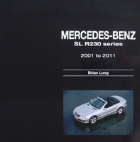 Mercedes-Benz SL - R230 series 2001 to 2011