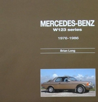 Mercedes-Benz W123-series - All models 1976 to 1986