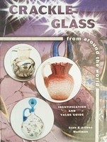 Crackle Glass from Around the World Identification & Values