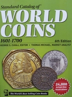 Standard Catalog of World Coins, 1601-1700