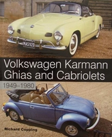 Volkswagen Karmann Ghias and Cabriolets 1949-1980