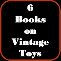 Promo Pack - 6 Books - Vintage Toys