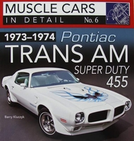1973-1974 Pontiac Trans Am Super Duty 455