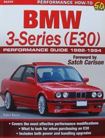 BMW 3-Series (E30) Performance Guide 1982-1994