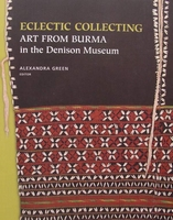 Eclectic Collecting - Art from Burma in the Denison Museum