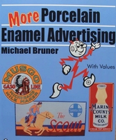 More Porcelain Enamel Advertising