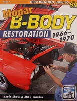 Mopar B-Body Restoration 1966-1970