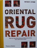 Oriental Rug Repair - step-by-step