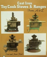 Cast Iron Toy Cook Stoves & Ranges with price guide