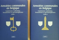 Armoiries communales en Belgique 2 volumes