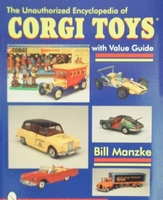 The Unauthorized Encyclopedia of Corgi Toys - Price Guide