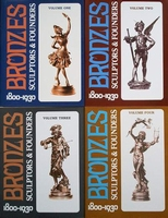Bronzes Sculptors & Founders 1800-1930