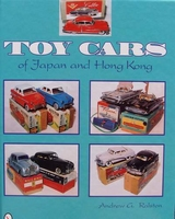 Toy Cars of Japan and Hong Kong