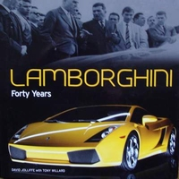 Lamborghini Forty Years