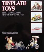 Tinplate Toys From Schuco, Bing, & Other Companies
