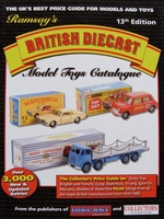 Ramsay's British Diecast - Price Guide 13th edition