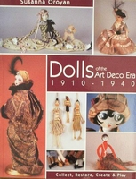 Dolls of the Art Deco Era 1910-1940