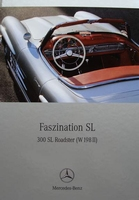 Faszination SL - Mercedes 300 SL Roadster (W198 II)
