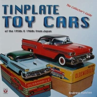 Tinplate Toy Cars of the 1950s & 1960s from Japan