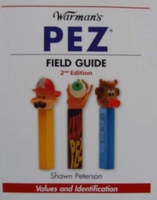 PEZ - Field Guide 2nd edition with Values
