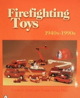 Firefighting toys 1940s - 1990s with price guide