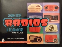 Genuine Plastic Radios of the Mid-Century, with price guide