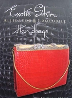 Exotic Skin - Alligator & Crocodile Handbags