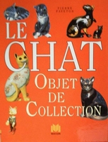 Le chat - object de collection