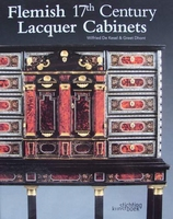 Flemish 17th Century Lacquer Cabinets