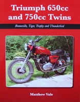 Triumph 650cc and 750cc Twins