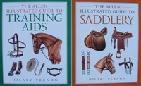2 Volumes about Horse Riding Equipment