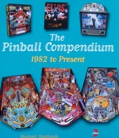 The Pinball Compendium 1982 to Present - Price Guide