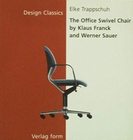 The Office Swivel Chair by Klaus Franck & Werner Sauer