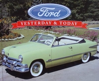 Ford - Yesterday & Today