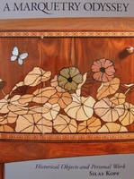 A Marquetry Odyssey - Historical Objects and Personal Work