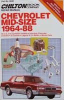 Chevy Mid-Size Cars, 1964-88